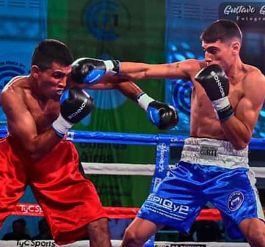 boxeo CHAITO daneff
