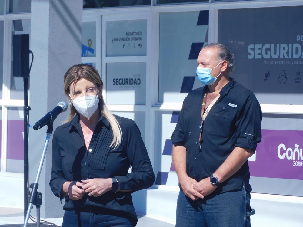 Inauguración Polo Seguridad 2
