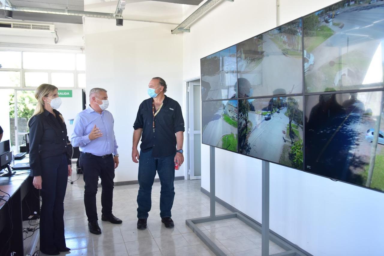 Inauguración Polo de Seguridad 3 fassi monitoreo