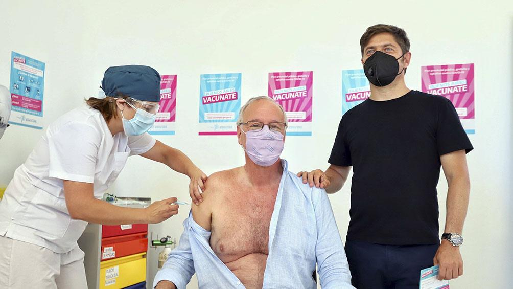 Gollan vacuna