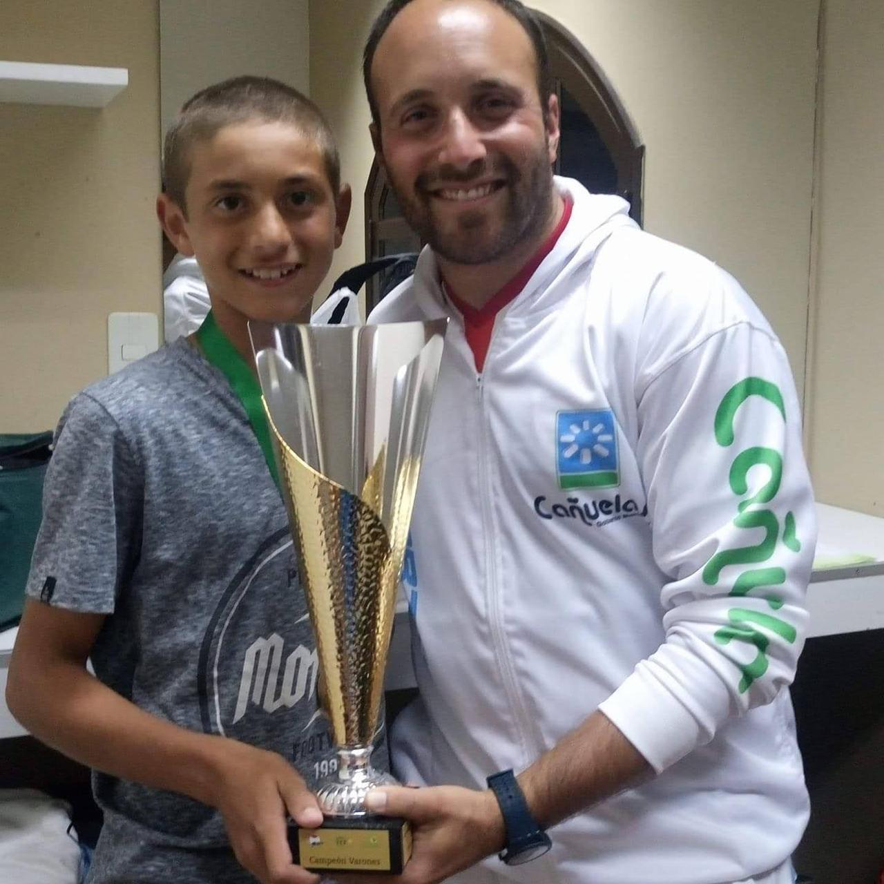 chalcoff título sudamericano con argentina en 2017