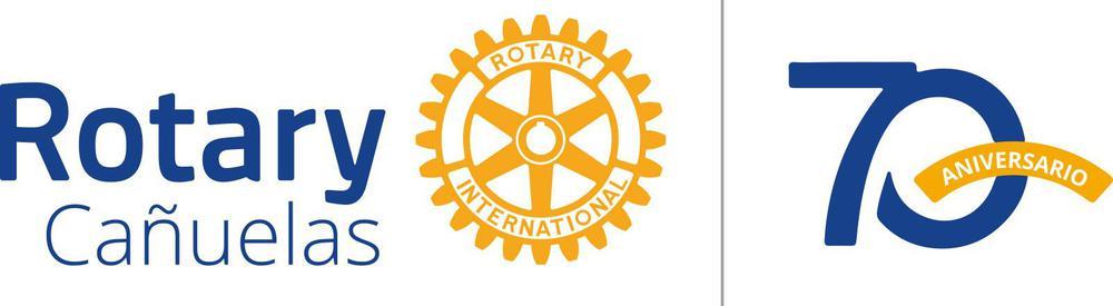 Logo ROTARY 70 años