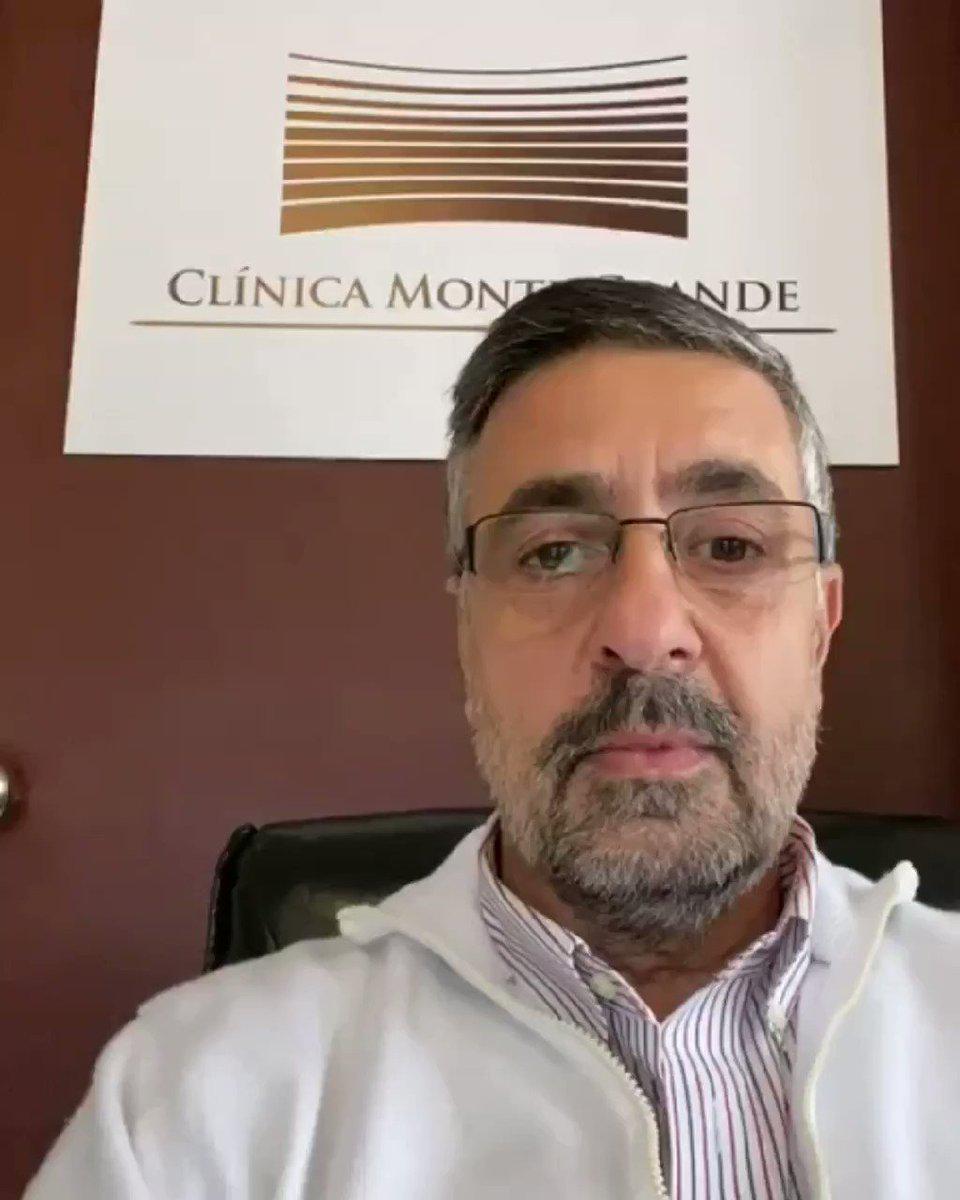 Carlos Santoro  - Clinica Monte Grande