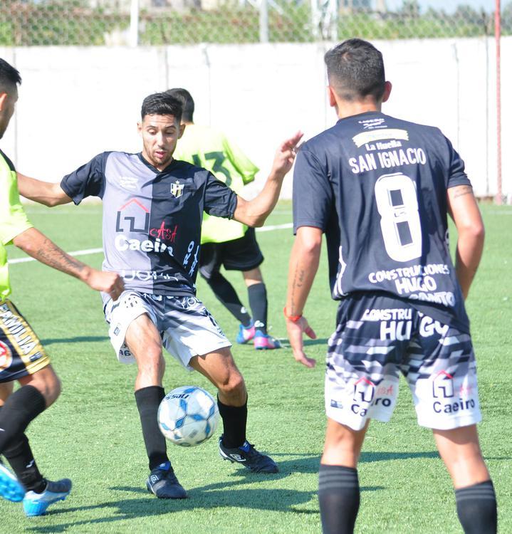 futbol liga canuelense san ignacio