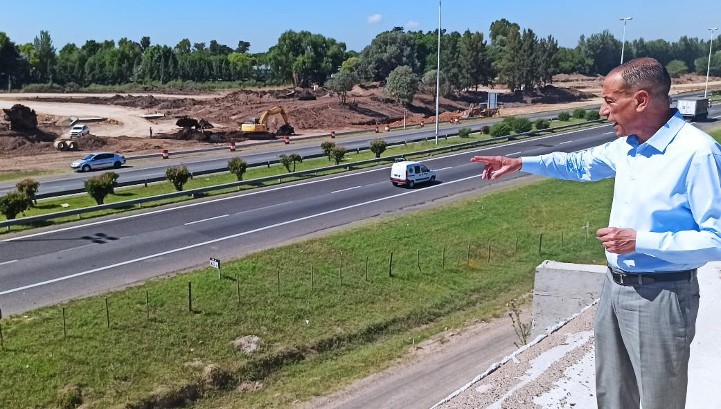 Autopista Peron - avances 3 GA