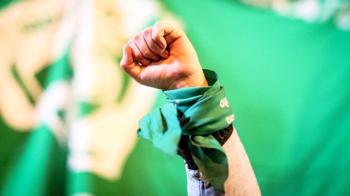 puño verde